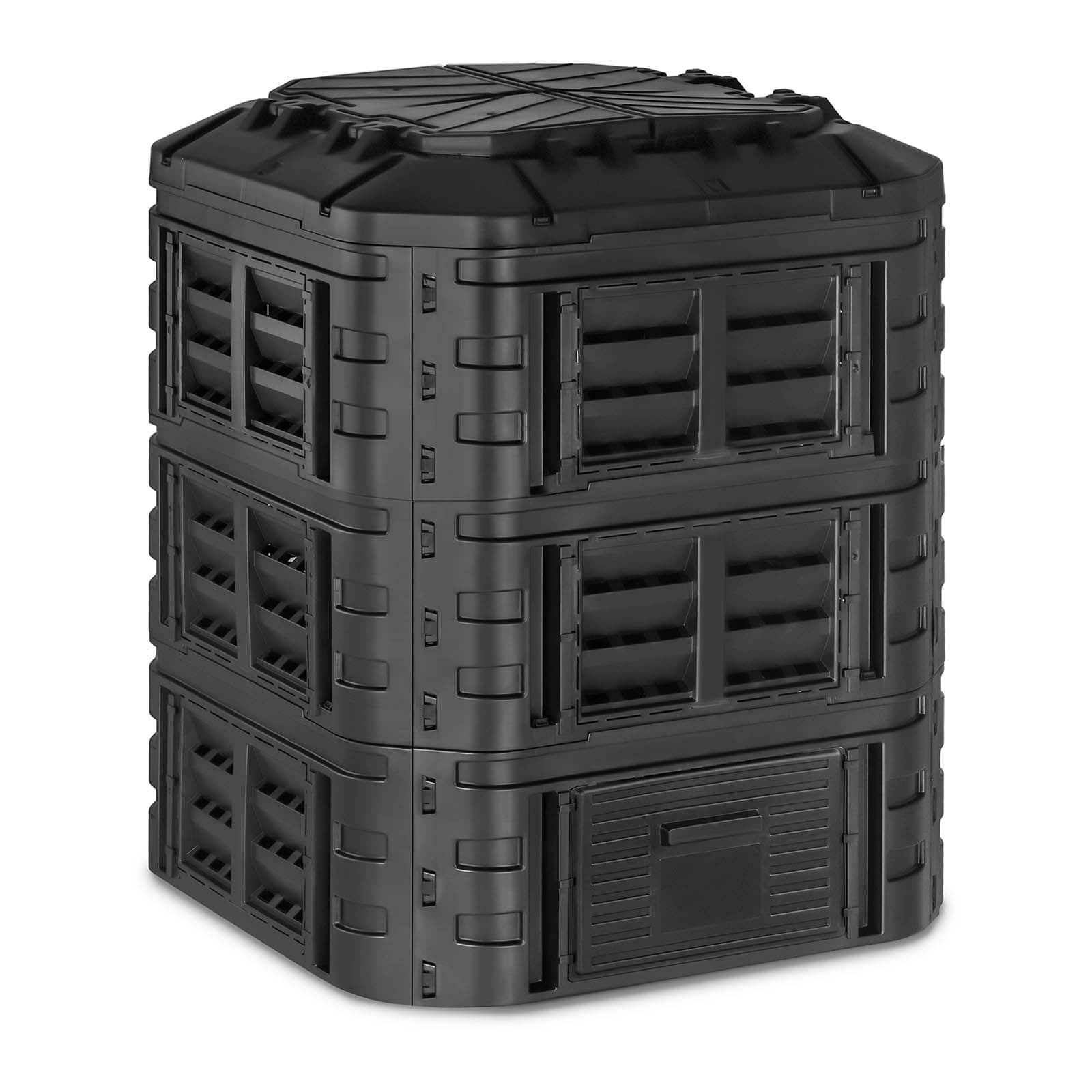 Caixas de compostagem