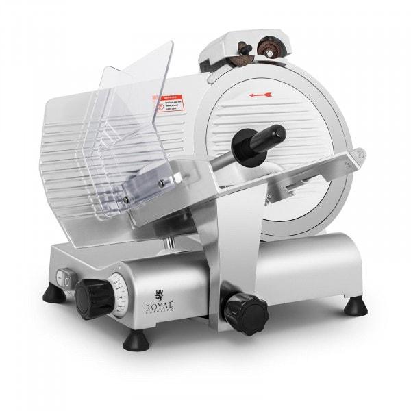 Artigos usados Máquina de fatiar - 300 mm - até 11 mm - afiador incorporado
