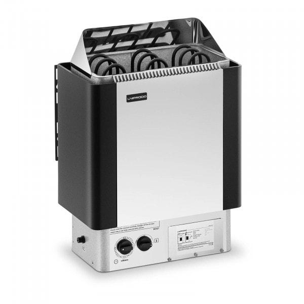 Artigos usados Aquecedor para sauna - elétrico - 4,5 kW