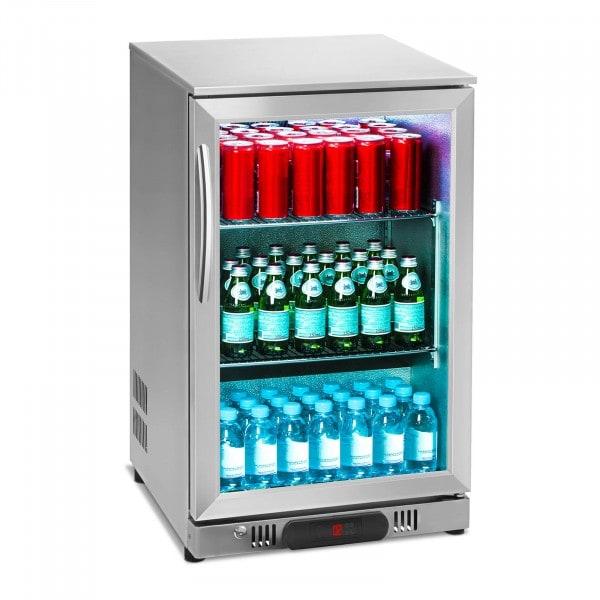 Produtos recondicionados Arca refrigeradora - 108 L - caixa externa de aço inox