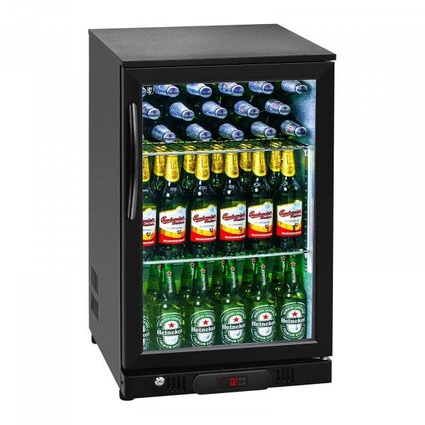 Artigos usados Arca refrigeradora - 108 L - parte interna de alumínio