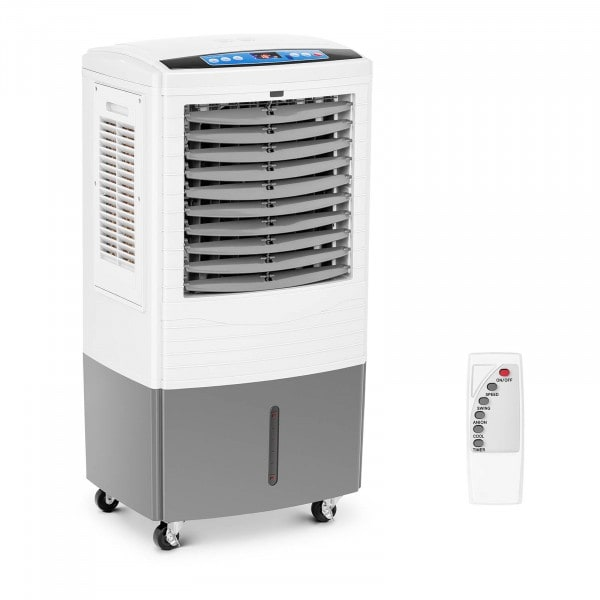 Artigos usados Climatizador evaporativo - 150 W - controlo