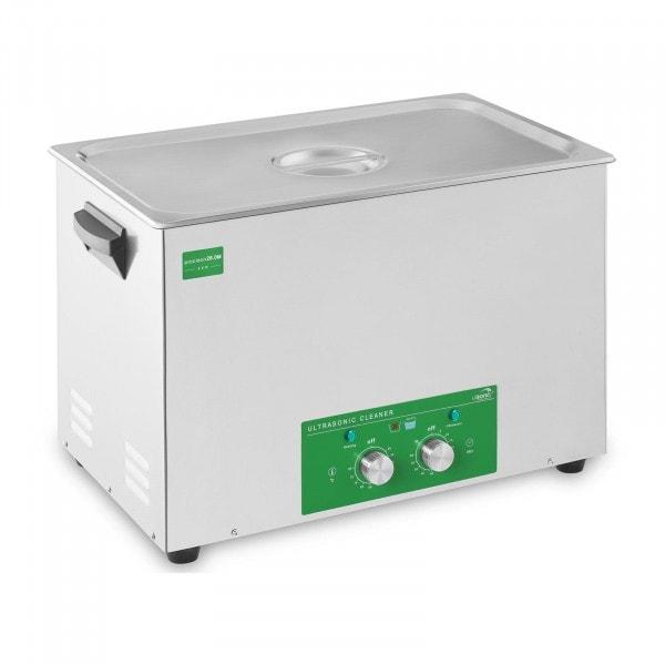 Dispositivo de limpeza ultrassónico - 28 litros - 480 W - Eco