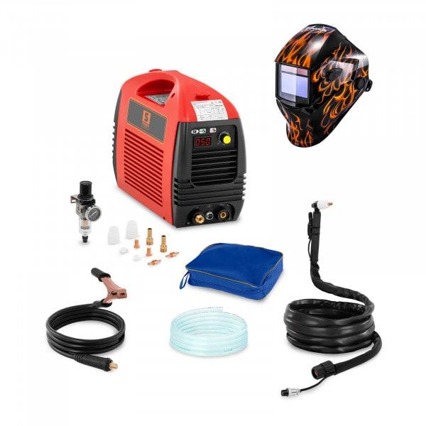 Conjuntos de soldar Máquina de Corte por Plasma - 50 A - 230 V - Básico + Máscara de soldar - Firestarter 500 - SÉRIE ADVANCED