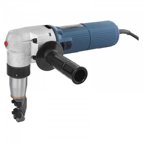 Artigos usados Tesoura punção elétrica para chapas - 625 W - 1000 rpm. - 4 mm