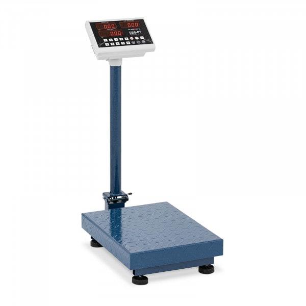 Balança de Plataforma - 100 kg / 10 g - dobrável