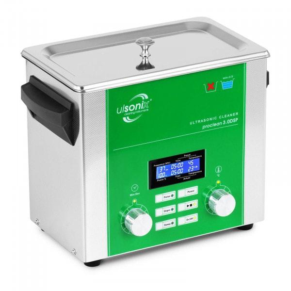Lavadora ultrassónica - 3 litros - 160 W - Degass - Sweep - Puls