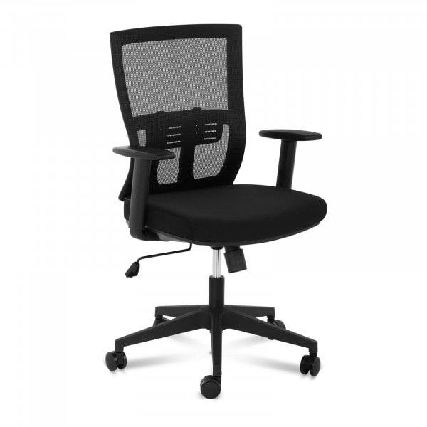 Artigos usados Cadeira de escritório - tela - apoio lombar - 150 kg