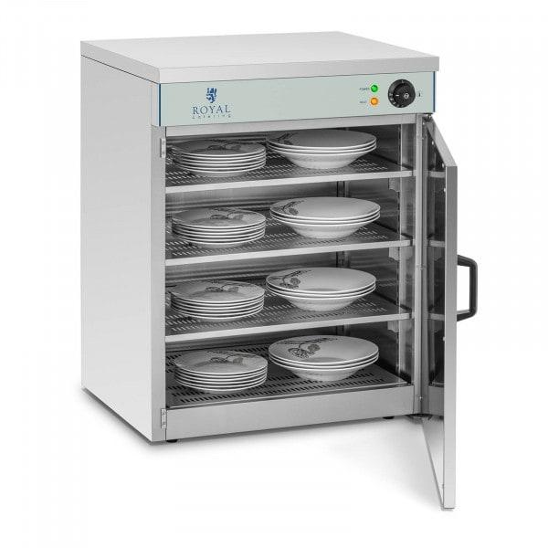 Aquecedor de pratos - 120 unidades