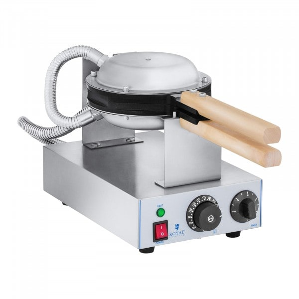 Produtos recondicionados Máquina de waffles - waffles de bolhas - 1415 W
