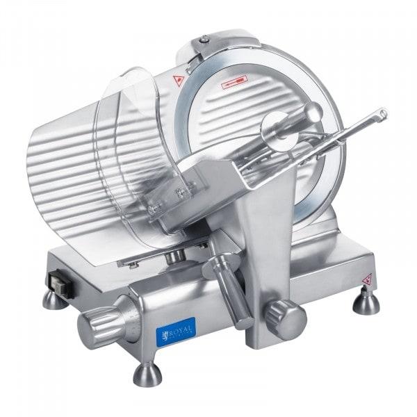 Artigos usados Máquina de fatiar - 250 mm - até 12 mm - Pegas de alumínio