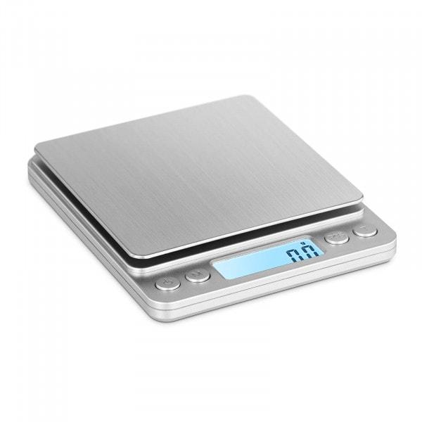 Balança de precisão - 3 kg / 0,1 g - LCD