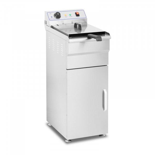 Fritadeira com armário incorporado - 1 x 16 litros