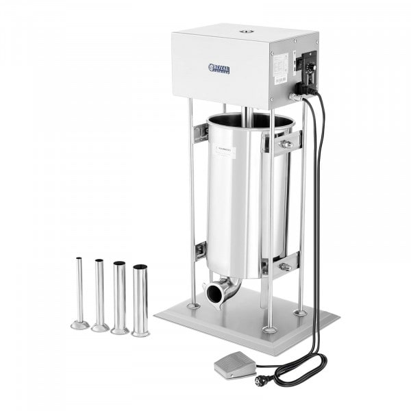 Produtos recondicionados Máquina de fazer enchidos - 15 litros - elétrica