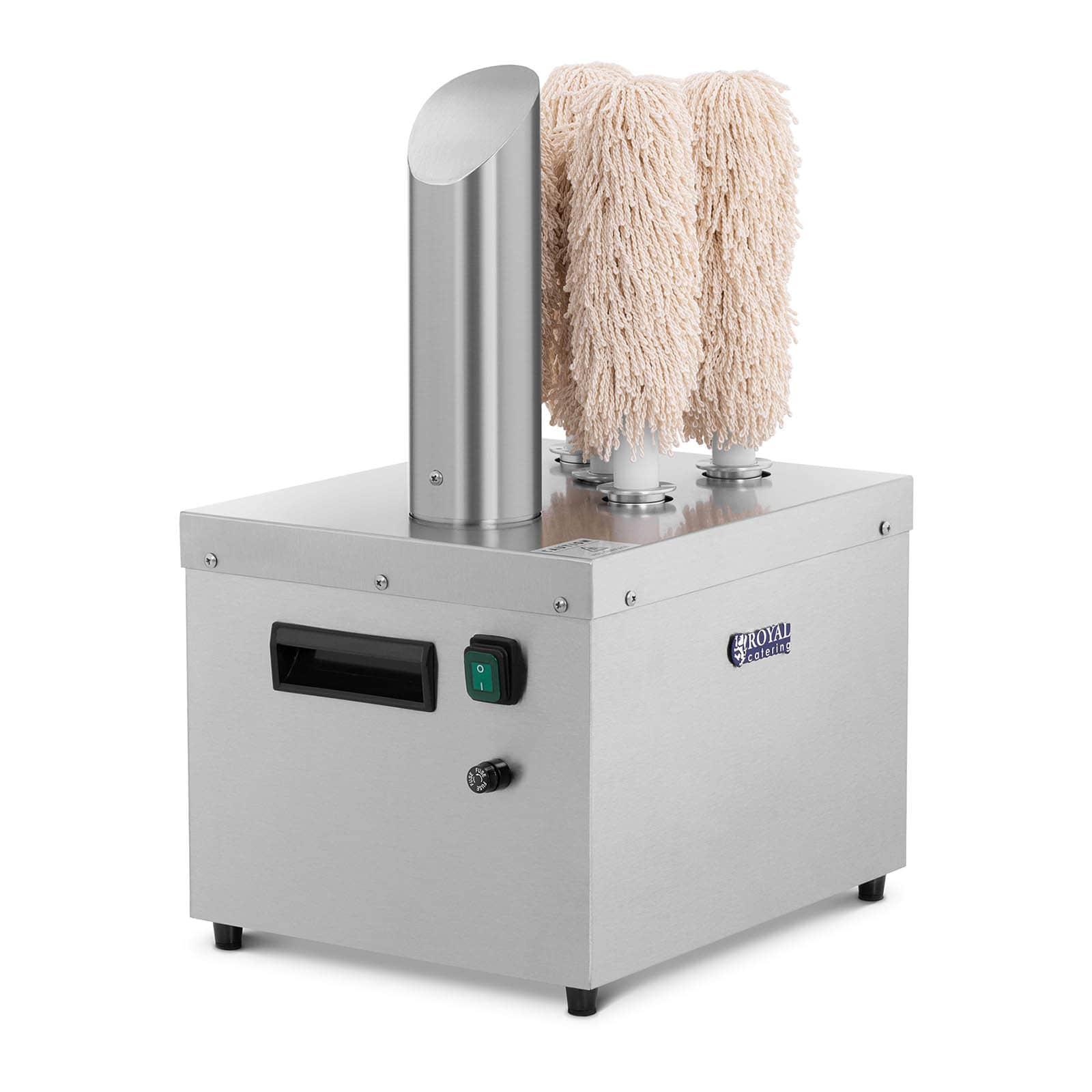 Máquinas de polir copos