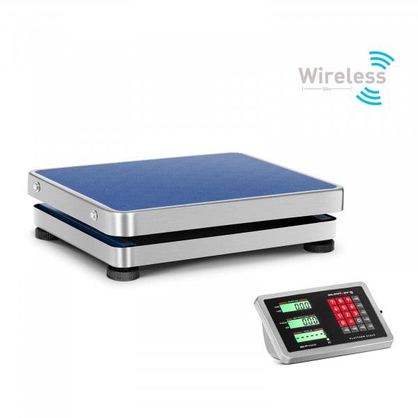 Balança de Plataforma - 150 kg / 20 g - wireless