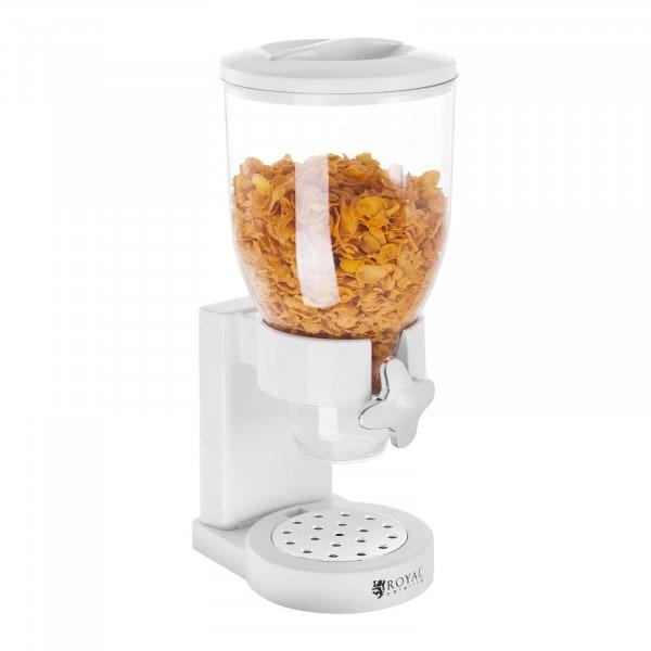 Produtos recondicionados Dispensador de cereais - 1 recipiente - 3,5 L
