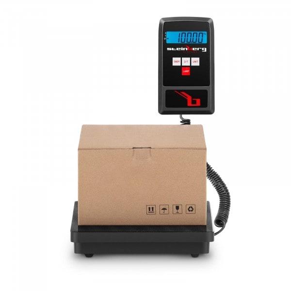 Produtos recondicionados Balança de pacotes - 100 kg / 10g