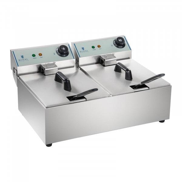 Fritadeira - 2 x 10 litros - ECO