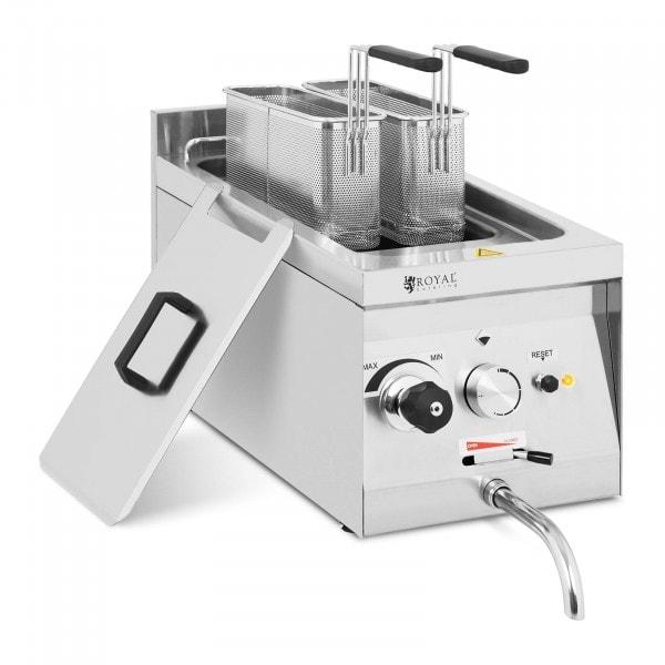 Máquina de cozer massa - 2 cestas