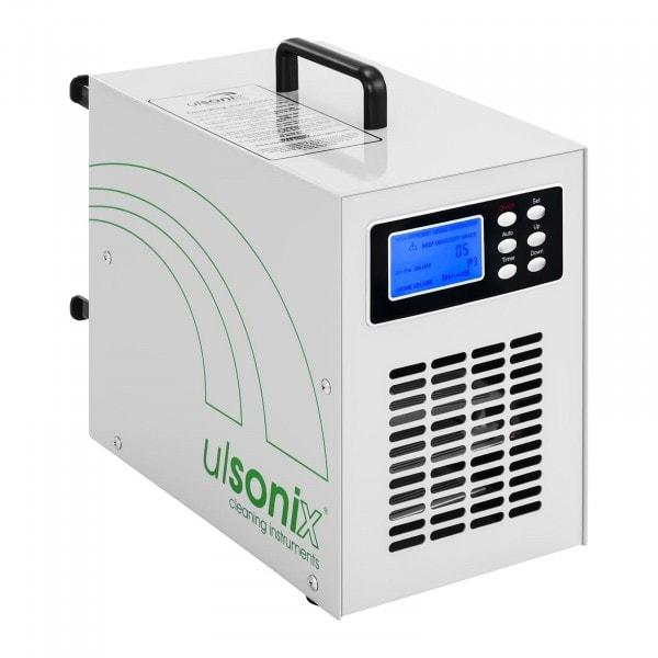 Gerador de ozónio - 15000 mg/h - 160 W - LCD