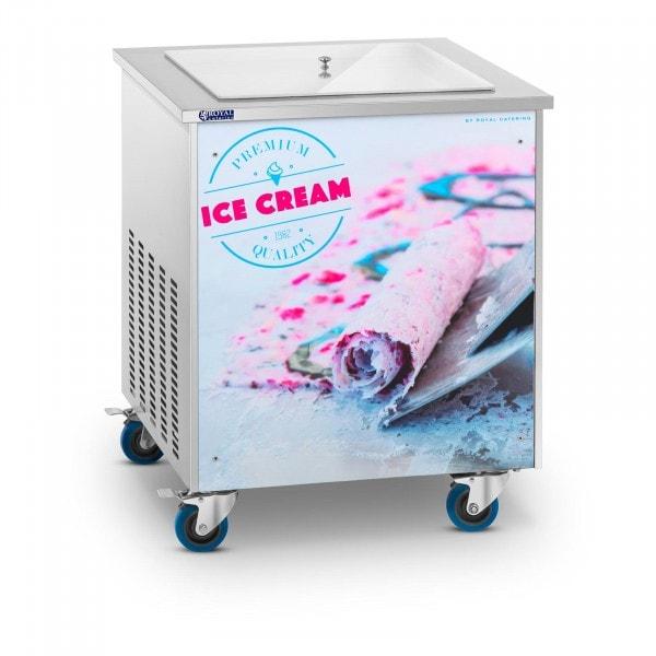 Artigos usados Máquina para gelado tailandês - 50 x 50 cm