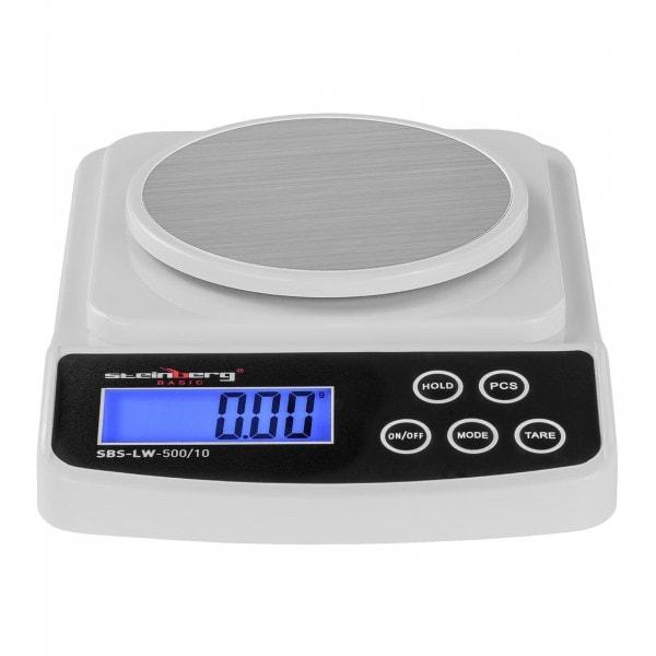 Balança de precisão digital - 500 g / 0,01 g - Basic