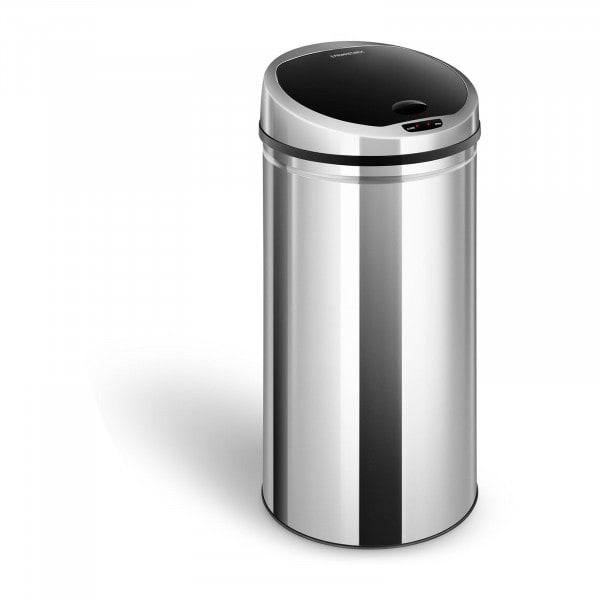 Caixote de lixo automático 50 l - sensor 30 cm
