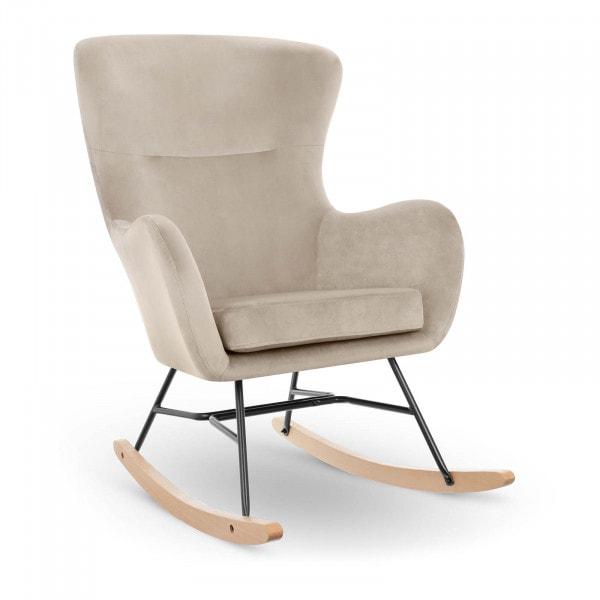 Produtos recondicionados Cadeira de baloiço - cinza