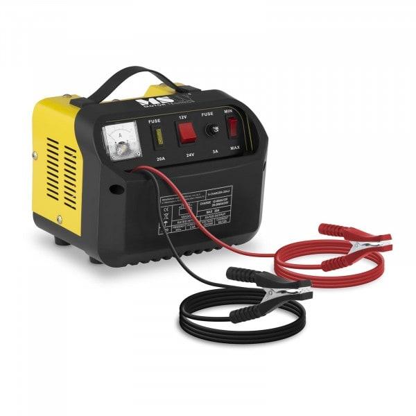 Produtos recondicionados Carregador de Baterias - 12/24V - 12A - preto-amarelo