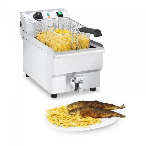 Artigos usados Fritadeira elétrica - 10 l - 3000 W