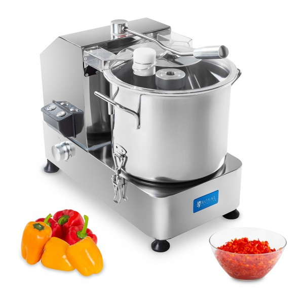 Trituradora de alimentos - 12 litros