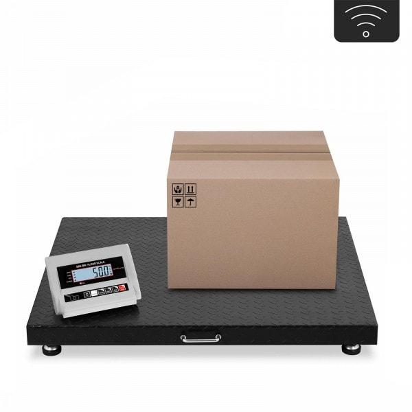 Balança de chão - 3 t / 1 kg - wireless