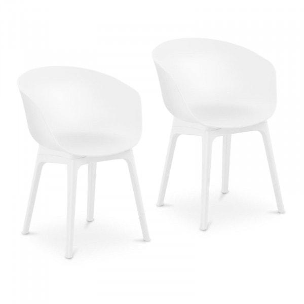 Produtos recondicionados Cadeira - até 150 kg - 2 pçs.