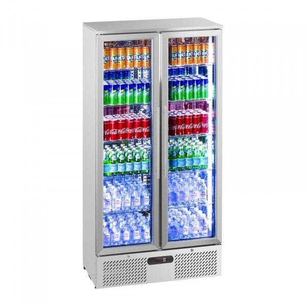 Produtos recondicionados Arca refrigeradora - 458 litros - aço inoxidável