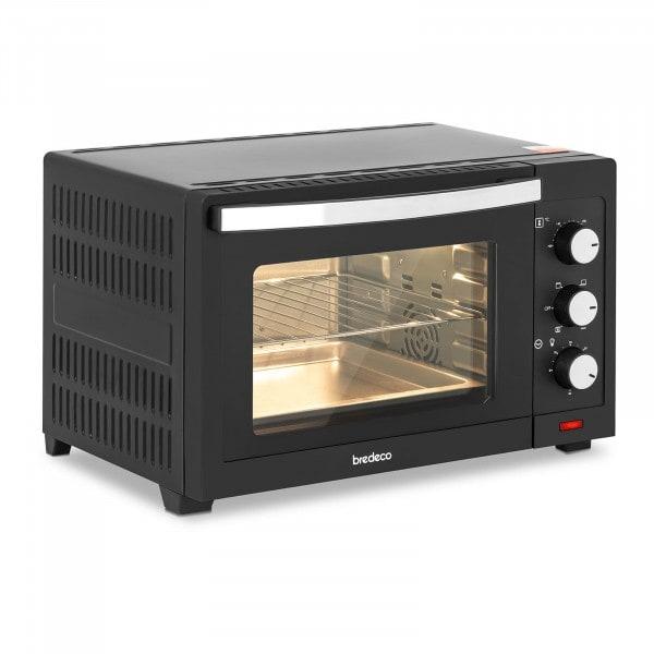 Produtos recondicionados Mini forno elétrico - 1600 W - 30 l