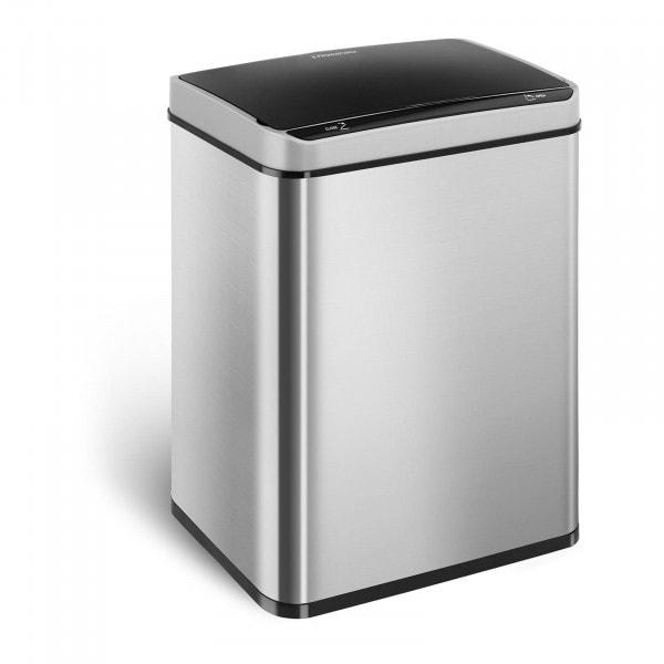 Caixote de lixo automático 50 l - sensor 20 cm