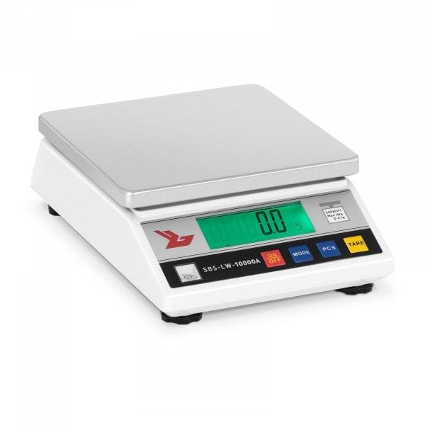 B-WARE Balança de precisão - 10000 g / 0,1 g