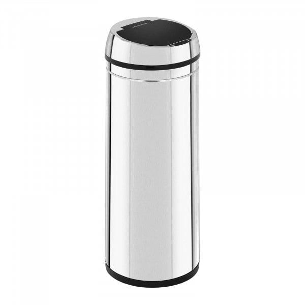 Produtos recondicionados Caixote do lixo automático 22 l - aço inoxidável - sensor de 20 cm