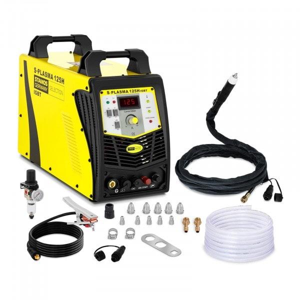 Máquina de Corte por Plasma CNC- 125 A - 400 V - Chama Piloto