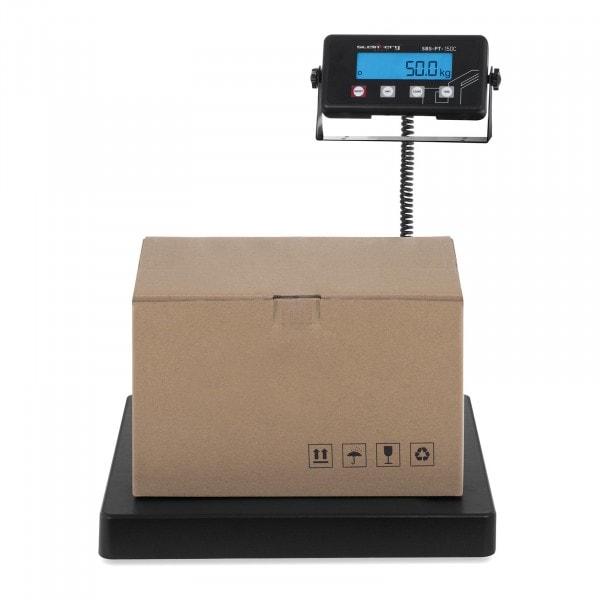 Produtos recondicionados Balança de chão - 150 kg / 20 g - terminal LCD