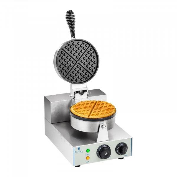 Máquina de Waffles - 1 x 1300 watts - redonda
