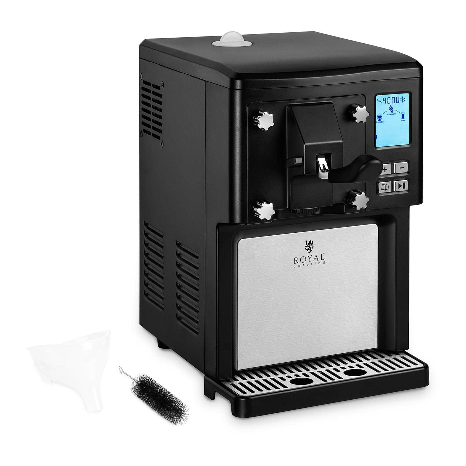 Máquinas de gelados