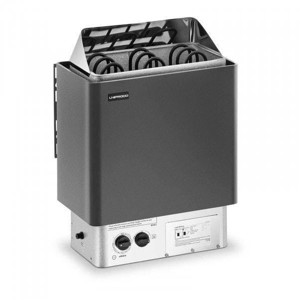 Produtos recondicionados Aquecedor para sauna - elétrico - 4,5 kW - botão