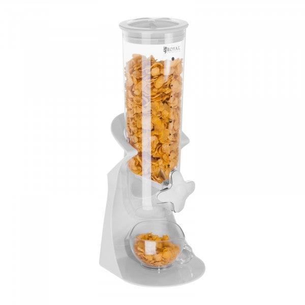 Artigos usados Dispensador de cereais 1,5 L - 1 recipiente