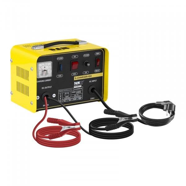 Artigos usados Carregador de Baterias - 6/12V - 8A - interruptor de tensão