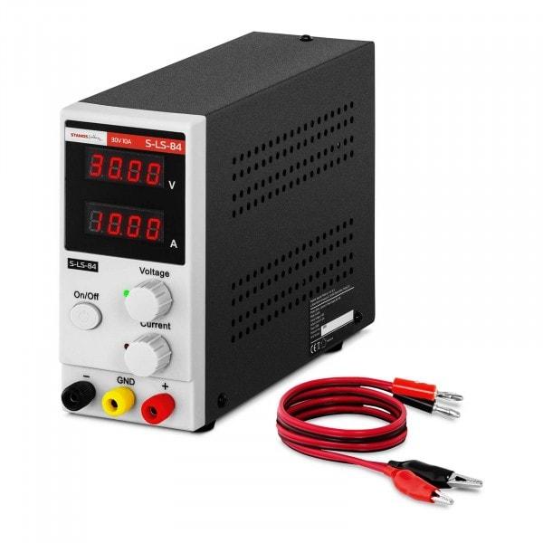 Produtos recondicionados Fonte de alimentação de laboratório - 0-30 V - 0-10 A - 300 W