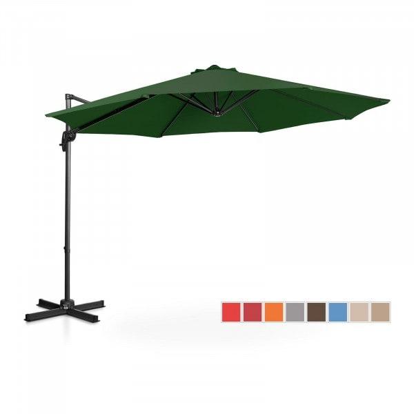 Produtos recondicionados Guarda-sol suspenso para jardim - Ø300 cm - verde