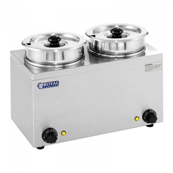 Suppenstation - 2 x 2,75 Liter - 300 W - 1576 - 1