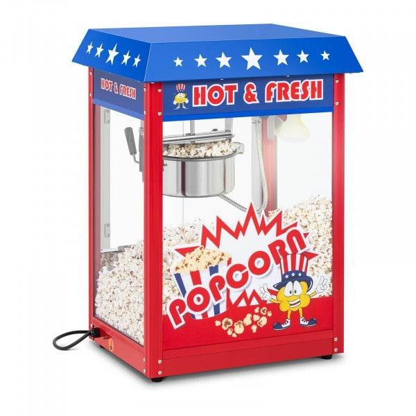 Máquina de Pipocas - design dos EUA